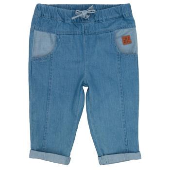 Odjeća Dječak  Slim traperice Carrément Beau MILOUD Blue