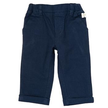 Odjeća Dječak  Hlače s pet džepova Carrément Beau ORNANDO Blue