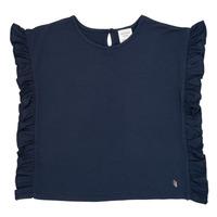 Odjeća Djevojčica Majice kratkih rukava Carrément Beau KAMILLIA Blue