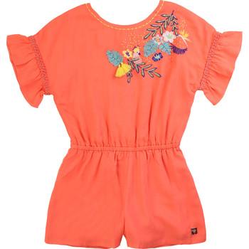 Odjeća Djevojčica Kombinezoni i tregerice Carrément Beau DAVID Ružičasta