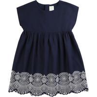 Odjeća Djevojčica Kratke haljine Carrément Beau LISE Blue