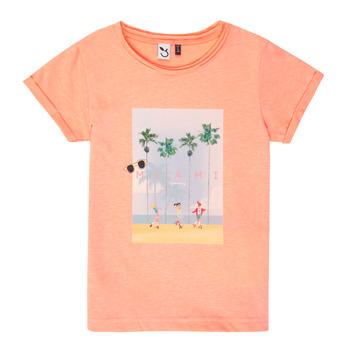 Odjeća Djevojčica Majice kratkih rukava 3 Pommes LEA Narančasta