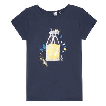 Odjeća Djevojčica Majice kratkih rukava 3 Pommes LOGAN Blue