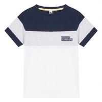 Odjeća Dječak  Majice kratkih rukava 3 Pommes NORA Bijela
