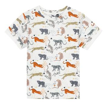 Odjeća Dječak  Majice kratkih rukava 3 Pommes ARIANE Narančasta