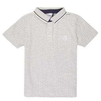 Odjeća Dječak  Polo majice kratkih rukava 3 Pommes MADYSON Bijela