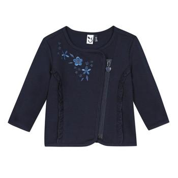 Odjeća Djevojčica Veste i kardigani 3 Pommes TEVAI Blue