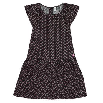 Odjeća Djevojčica Kratke haljine 3 Pommes JULIE Crna