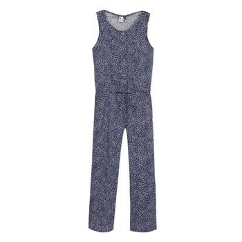 Odjeća Djevojčica Kombinezoni i tregerice 3 Pommes MELANIE Blue
