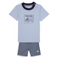 Odjeća Dječak  Dječji kompleti Timberland AXEL Blue