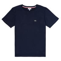 Odjeća Dječak  Majice kratkih rukava Lacoste JOSEPHE Blue