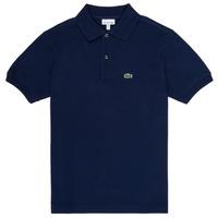 Odjeća Dječak  Polo majice kratkih rukava Lacoste LOLLA Blue