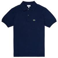 Odjeća Dječak  Polo majice kratkih rukava Lacoste CYRINNE Blue