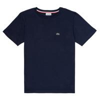 Odjeća Dječak  Majice kratkih rukava Lacoste KETLEEN Blue