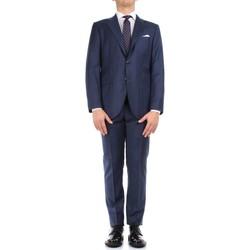 Odjeća Muškarci  Odijela Kiton 0302S15/25 Blue