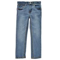 Odjeća Dječak  Skinny traperice Levi's 511 SKINNY FIT Blue