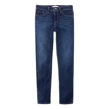 Odjeća Dječak  Skinny traperice Levi's 510 SKINNY FIT Machu / Picchu