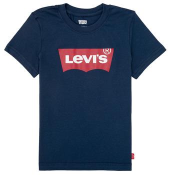 Odjeća Dječak  Majice kratkih rukava Levi's BATWING TEE Blue