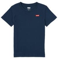 Odjeća Dječak  Majice kratkih rukava Levi's BATWING CHEST HIT Blue