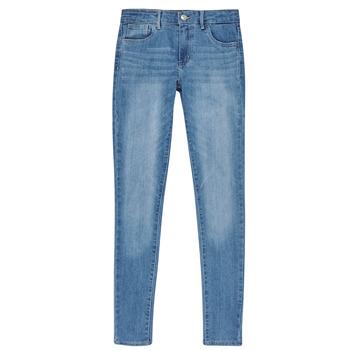 Odjeća Djevojčica Skinny traperice Levi's 710 SUPER SKINNY Keira