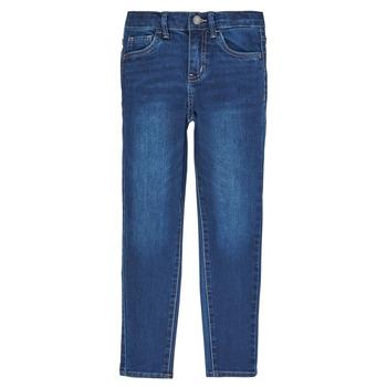 Odjeća Djevojčica Skinny traperice Levi's 710 SUPER SKINNY Complex