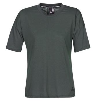 Odjeća Žene  Majice kratkih rukava adidas Performance W MH 3S Tee Crna