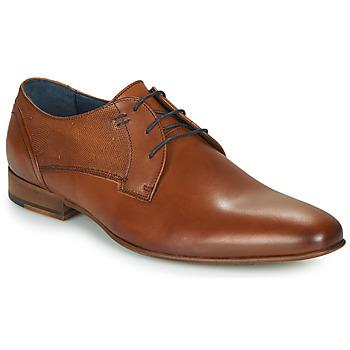 Obuća Muškarci  Derby cipele André LAZERMAN Boja konjaka