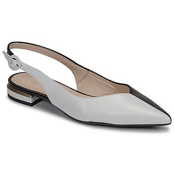 Obuća Žene  Balerinke i Mary Jane cipele Fericelli MANU Crna / Bijela