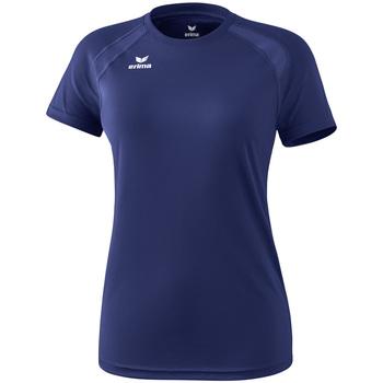 Odjeća Žene  Majice kratkih rukava Erima T-shirt femme  Performance bleu