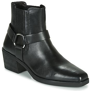 Obuća Žene  Gležnjače Vagabond Shoemakers SIMONE Crna