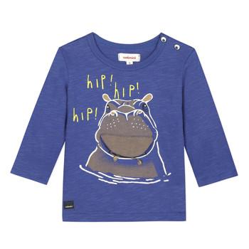 Odjeća Dječak  Majice kratkih rukava Catimini MEYER Blue