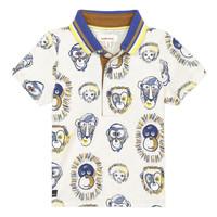 Odjeća Dječak  Polo majice kratkih rukava Catimini ANAELE Bež