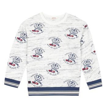 Odjeća Dječak  Sportske majice Catimini KATEL Bijela