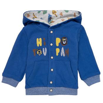 Odjeća Dječak  Veste i kardigani Catimini KELYNE Blue