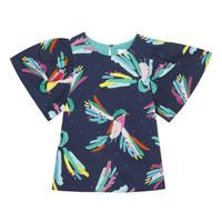 Odjeća Djevojčica Topovi i bluze Catimini EVAELLE Blue