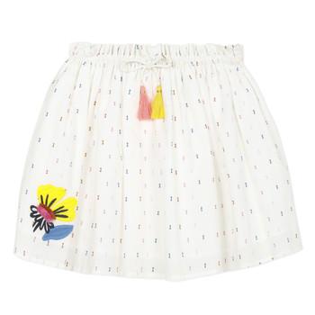 Odjeća Djevojčica Suknje Catimini ALINA Bijela