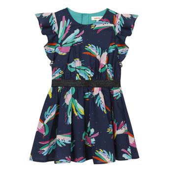 Odjeća Djevojčica Kratke haljine Catimini CESAR Blue