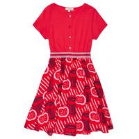 Odjeća Djevojčica Kratke haljine Catimini MANOA Red