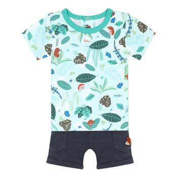 Odjeća Dječak  Dječji kompleti Catimini THOMAS Blue