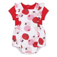 Odjeća Djevojčica Dječji kompleti Catimini LUCIEN Red