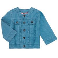 Odjeća Djevojčica Kratke jakne Catimini ELIOTT Blue