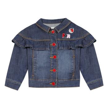 Odjeća Djevojčica Kratke jakne Catimini VALENTIN Blue