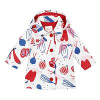 Odjeća Djevojčica Parke Catimini THEOLIO Bijela