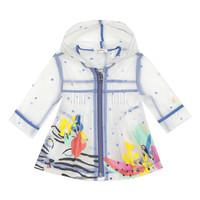 Odjeća Djevojčica Parke Catimini SLOVANNA Bijela