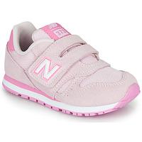 Obuća Djeca Niske tenisice New Balance YV373SP-M Ružičasta