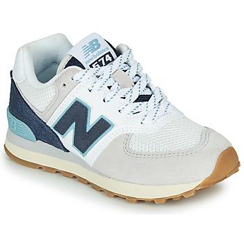Obuća Niske tenisice New Balance GC574SOU Bijela / Blue