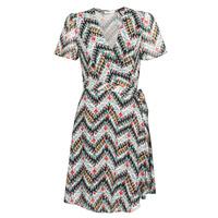 Odjeća Žene  Kratke haljine Les Petites Bombes V7205 Multicolour