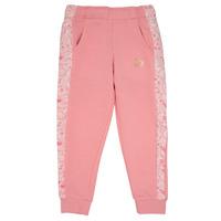 Odjeća Djevojčica Donji dio trenirke Puma MONSTER SWEAT PANT GIRL Ružičasta