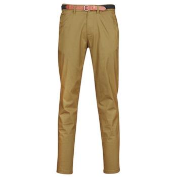 Odjeća Muškarci  Chino hlačei hlače mrkva kroja Selected SLHYARD Camel