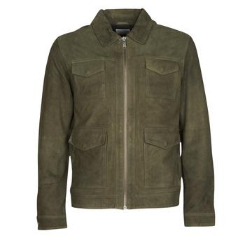 Odjeća Muškarci  Kožne i sintetičke jakne Selected SLHRALF Kaki